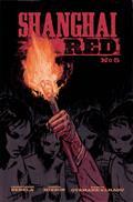Shanghai Red #5 (of 5) Cvr A Hixson