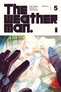 Weatherman #5 Cvr A Fox (MR)