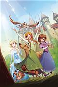 Disney Frozen Breaking Boundaries #3 Cvr A