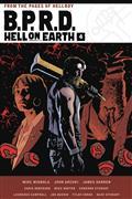 BPRD Hell On Earth HC Vol 04 (C: 0-1-2)