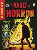 Ec Archives Vault of Horror HC (C: 0-1-2)