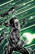 Green Lanterns #56 Foil