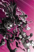 Teen Titans #23 Foil