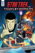 Star Trek vs Transformers #2 (of 4) Cvr A Murphy