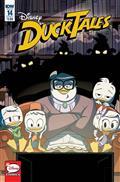 Ducktales #14 Cvr A Fontana (C: 1-0-0)