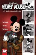 Mickey Mouse 90Th Anniversary Collection TP (C: 1-1-2)