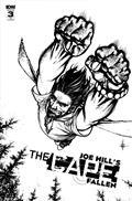 Joe Hill The Cape Fallen #3 10 Copy Incv Howard (Net)