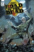 Road of The Dead Highway To Hell #1 Cvr A Santiperez