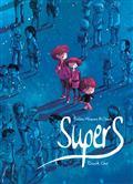 Supers TP Vol 01 (C: 0-1-2)