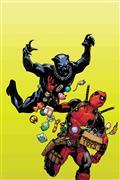 Black Panther vs Deadpool #1 (of 5) Hamner Var