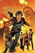 Star Wars Solo Adaptation #1 (of 5) Kirk Var
