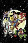 Msh Captain Marvel Halloween Spooktacular #1
