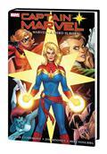 Captain Marvel Ms Marvel A Hero Is Born Omnibus HC
