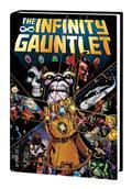 Infinity Gauntlet HC Deluxe Edition