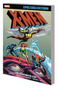 X-Men Epic Collection TP Sentinels Live