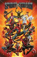 Spider-Geddon #1 By Molina Poster