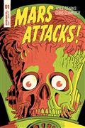 Mars Attacks #1 Cvr E Schweizer Sub Var