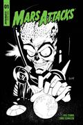 Mars Attacks #1 30 Copy Coleman B&W Incv (Net)