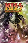 Kiss Blood Stardust #1 Cvr B Sayger Starchild