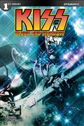 Kiss Blood Stardust #1 Cvr D Sayger Spaceman