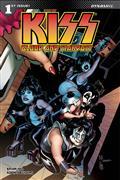 Kiss Blood Stardust #1 Cvr F Sanapo Trick Treat
