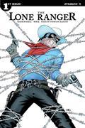 Lone Ranger Vol 3 #1 Cvr A Cassaday