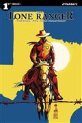 Lone Ranger Vol 3 #1 Cvr C Francavilla