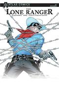 Lone Ranger Vol 3 #1 Mark Russell Sgn Atlas Ed (C: 0-1-2)