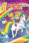 Rainbow Brite #1 Cvr B Fleecs