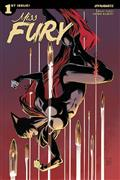 Miss Fury #1 Cvr E Duursema