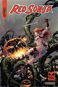 Red Sonja Halloween Special One Shot