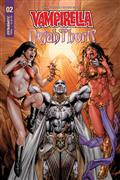 Vampirella Dejah Thoris #2 Cvr A Anacleto
