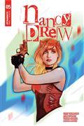 Nancy Drew #5 Cvr A Lotay