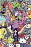 Adventure Time Season 11 #1 30 Copy Pope Incv (Net) (C: 1-0-