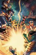 Mighty Morphin Power Rangers #32 Main Sg (C: 1-0-0)