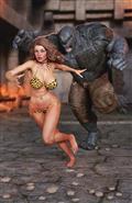 Cavewoman Rampage One-Shot #1 Cvr F Taylor (Net) (MR) (C: 1-