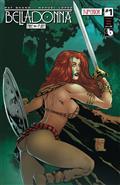 Belladonna Fire Fury #1 Superior Vintage Maiden (MR) (C: 0-1