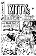 Die Kitty Die! Cathouse of Horror Special #1 Cvr B Ruiz