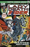 Lady Death Pin Ups #1 Lady Death Rider Ed