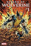 DF Return of Wolverine #1 Soule Sgn (C: 0-1-2)