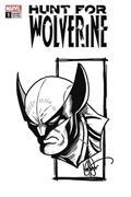DF Hunt For Wolverine #1 Haeser Remarkd (C: 0-1-2)