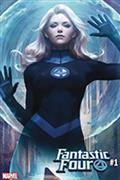 DF Fantastic Four #1 Comicxsposure Artgerm Exc (C: 0-1-2)