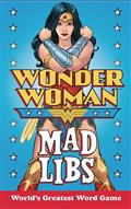 Wonder Woman Mad Libs (C: 1-1-0)