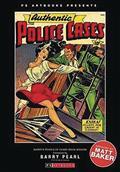 Ps Artbooks Presents Authentic Police Cases HC Vol 01 (C: 0-