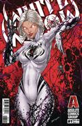 White Widow #1 Red Foil Cvr