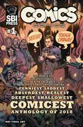 Comics Comics Quarterly #1