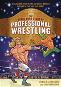 COMIC-BOOK-STORY-OF-PROFESSIONAL-WRESTLING-GN-(C-0-1-0)