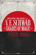 Shades of Magic #1 (of 4) Steel Prince Cvr D Novel Var