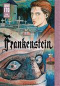 Frankenstein HC Junji Ito Story Collection (C: 1-0-1)