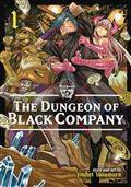 Dungeon of Black Company GN Vol 02 (MR) (C: 0-1-0)